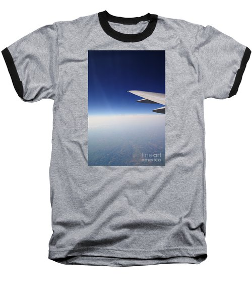 Climb Higher Baseball T-Shirt