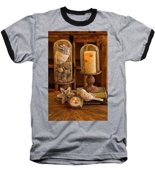 Cloches De La Nature Baseball T-Shirt