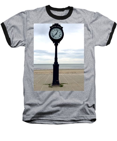 Clock 101 Baseball T-Shirt