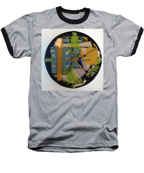 Clock Baseball T-Shirt