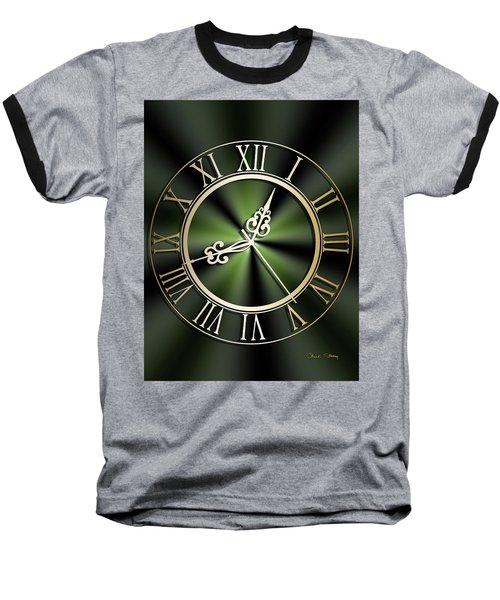 Clockwork Emerald Baseball T-Shirt