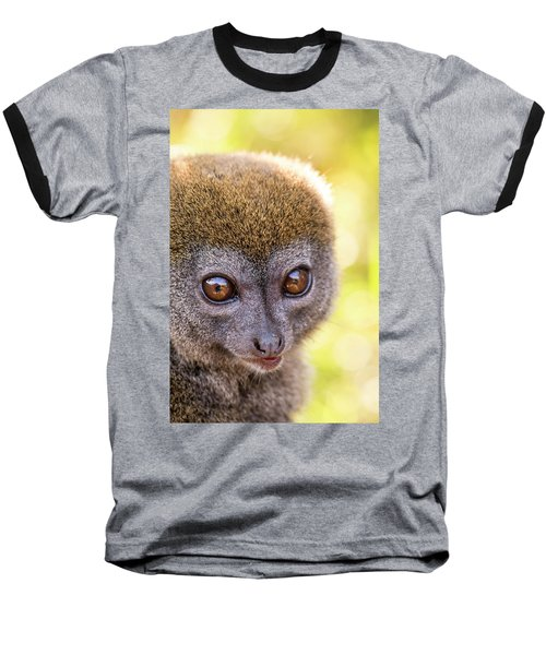 Baseball T-Shirt featuring the photograph Close Quarters by Alex Lapidus