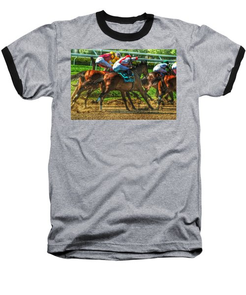 Close Quarters Baseball T-Shirt
