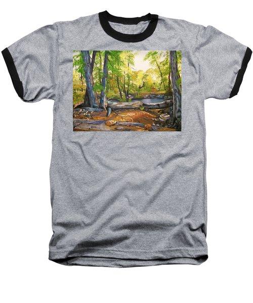 Close To God's Nature Baseball T-Shirt