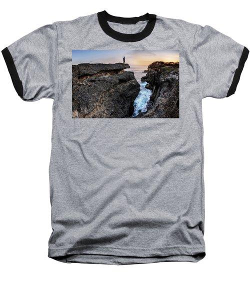 Close To Nature Baseball T-Shirt