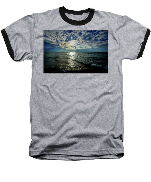Close To Sunset... Baseball T-Shirt