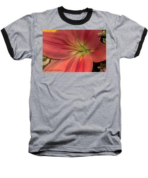 Close Up And Personal Baseball T-Shirt