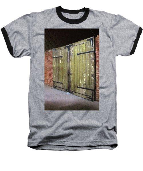 Baseball T-Shirt featuring the photograph Closed Until Tomorrow by Viktor Savchenko