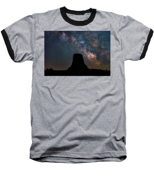 Baseball T-Shirt featuring the photograph Closer Encounters by Darren White