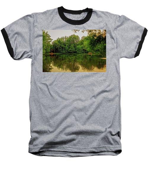 Closter Nature Center Baseball T-Shirt