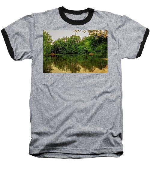 Closter Nature Center Baseball T-Shirt