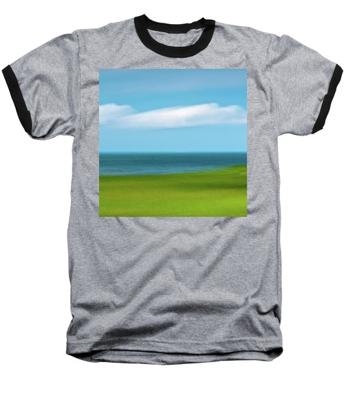 Cloud Bank 3 Baseball T-Shirt