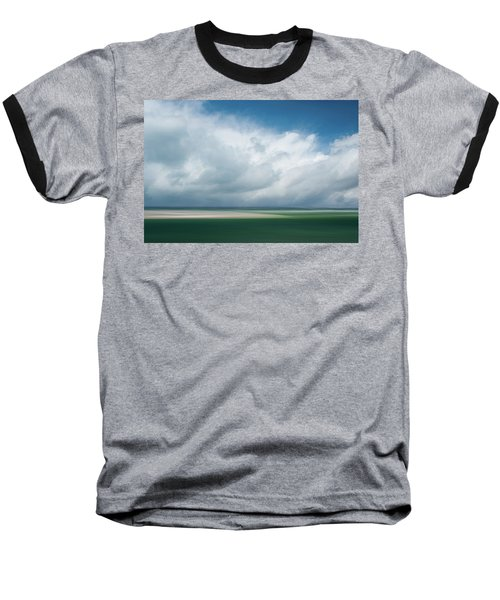 Cloud Bank Over Chatham Baseball T-Shirt