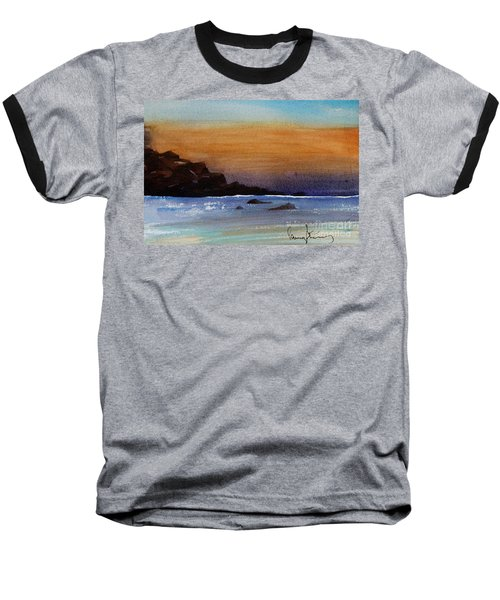 Cloud Bank Baseball T-Shirt