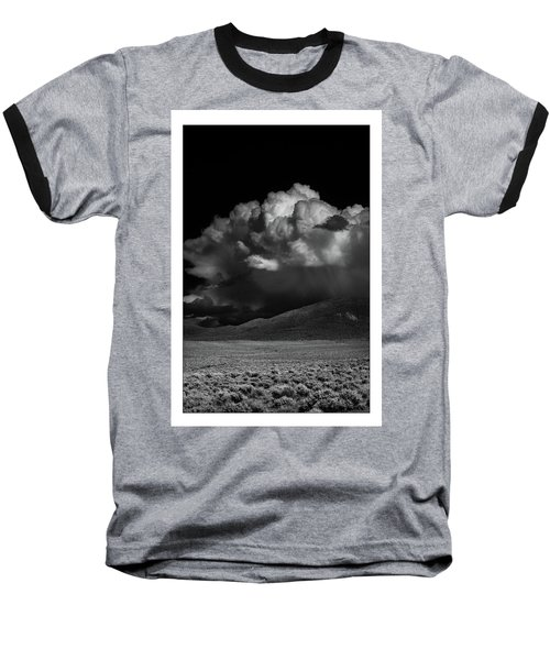 Cloud Burst Baseball T-Shirt