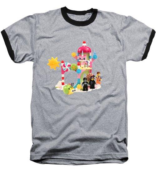 Cloud Cuckoo Land Baseball T-Shirt