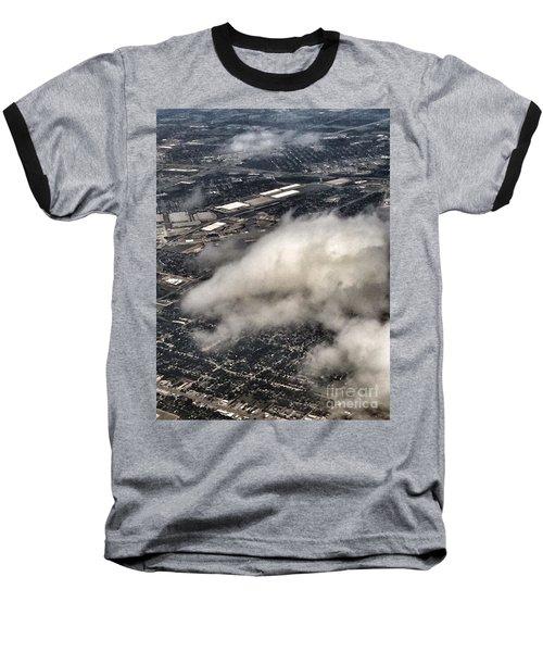Cloud Dragon Baseball T-Shirt