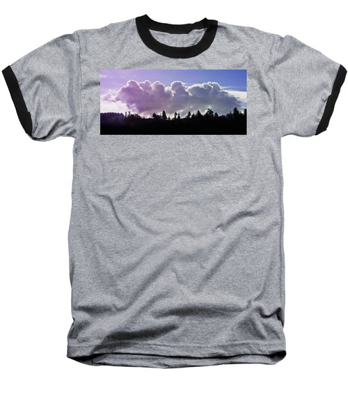 Cloud Express Baseball T-Shirt