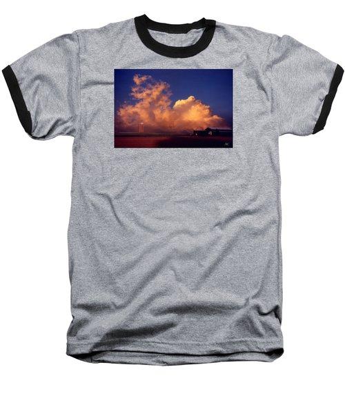 Cloud Farm Baseball T-Shirt