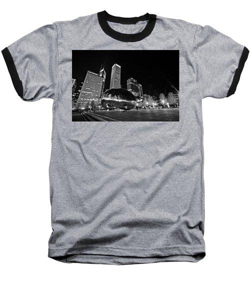Cloud Gate Baseball T-Shirt