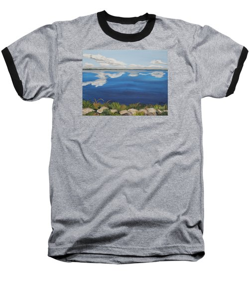 Cloud Lake Baseball T-Shirt