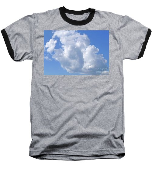 Baseball T-Shirt featuring the photograph Cloud M1 by Francesca Mackenney