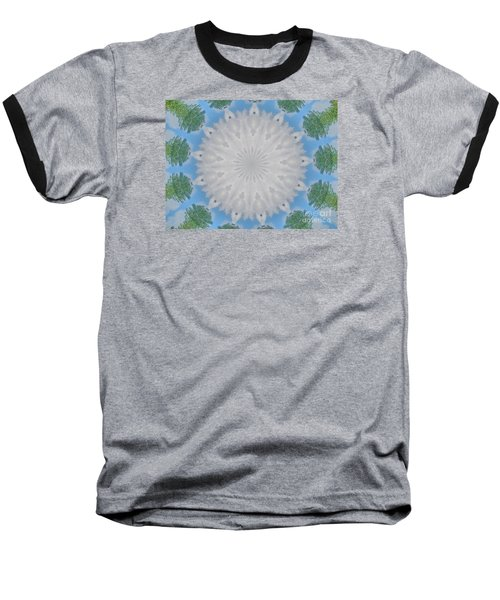 Cloud Medallion Baseball T-Shirt