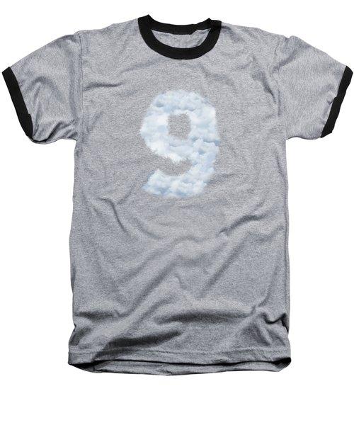 Cloud Nine Baseball T-Shirt by Matt Malloy