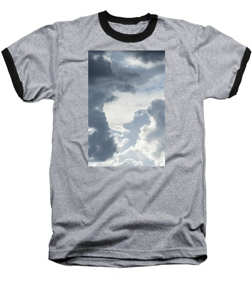 Cloud Painting Baseball T-Shirt