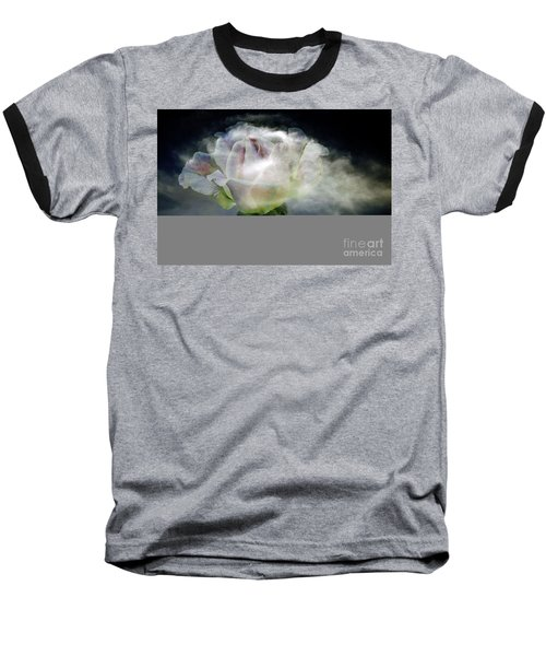 Cloud Rose Baseball T-Shirt