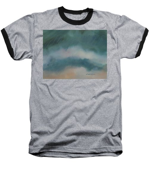Cloud Study 1 Baseball T-Shirt