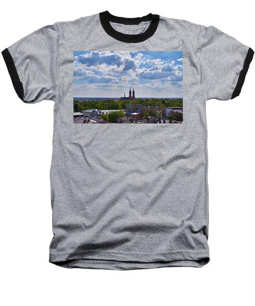 Cloud Ticklers Baseball T-Shirt
