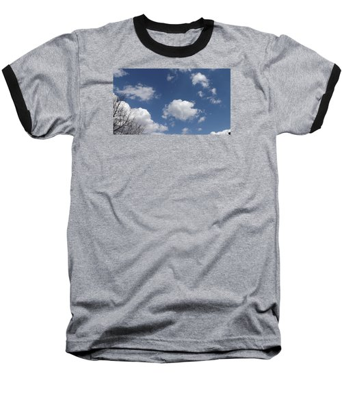 Cloudbank 3 Baseball T-Shirt