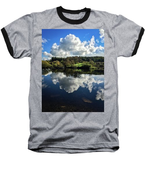 Clouded Visions Baseball T-Shirt