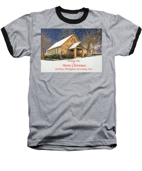 Cloudland Presbyterian Church  Baseball T-Shirt
