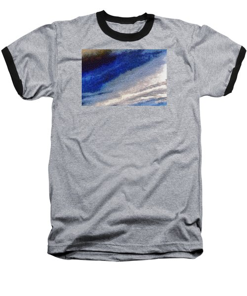 Clouds 10 Baseball T-Shirt