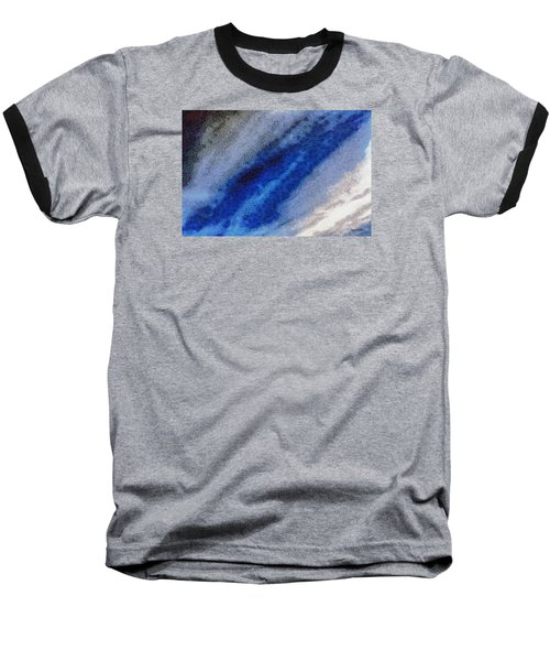 Clouds 11 Baseball T-Shirt