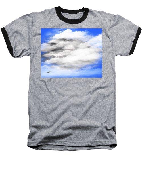 Clouds 2 Baseball T-Shirt