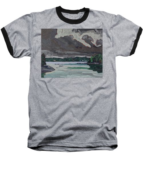 Clouds And Drizzle Baseball T-Shirt
