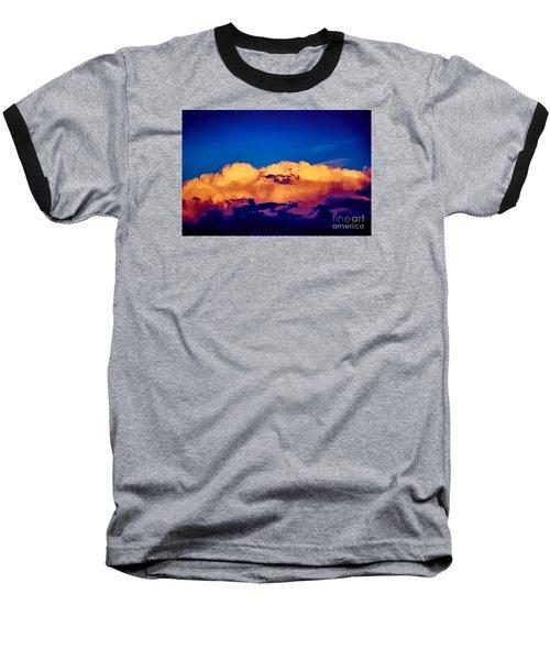 Clouds Vi Baseball T-Shirt