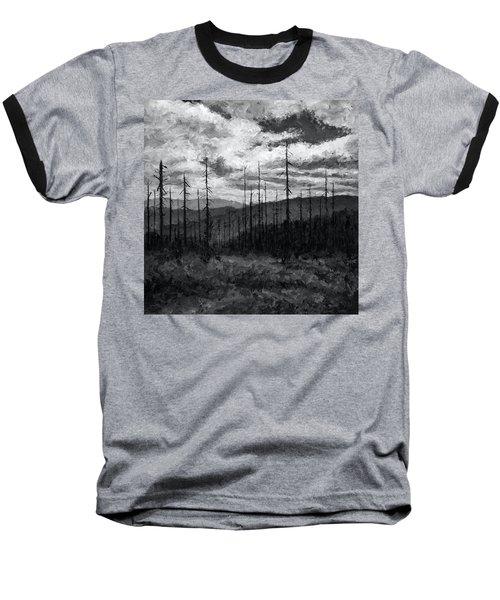 Cloudscape 3 Baseball T-Shirt