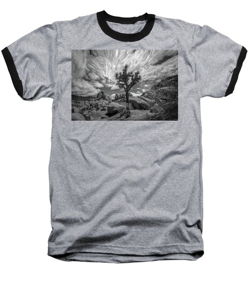 Cloudscapes 3 Baseball T-Shirt