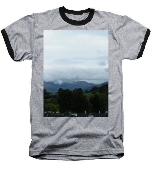 Cloudy View Baseball T-Shirt