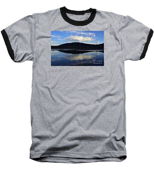 Cloudy Waters Of Colorado Baseball T-Shirt