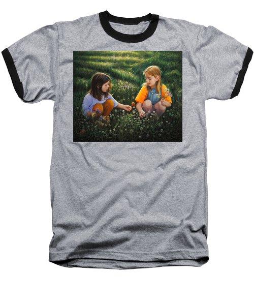 Clover Field Surprise Baseball T-Shirt