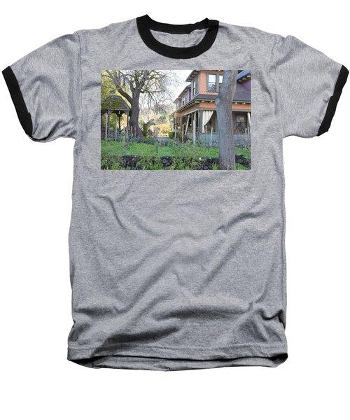 Cloverdale Casa Baseball T-Shirt