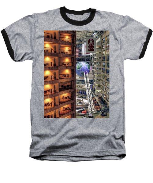 CNN Baseball T-Shirt