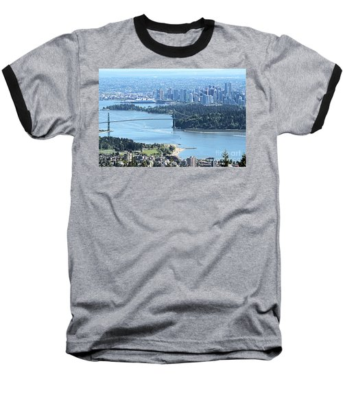 Coal Harbour Baseball T-Shirt by Victor K