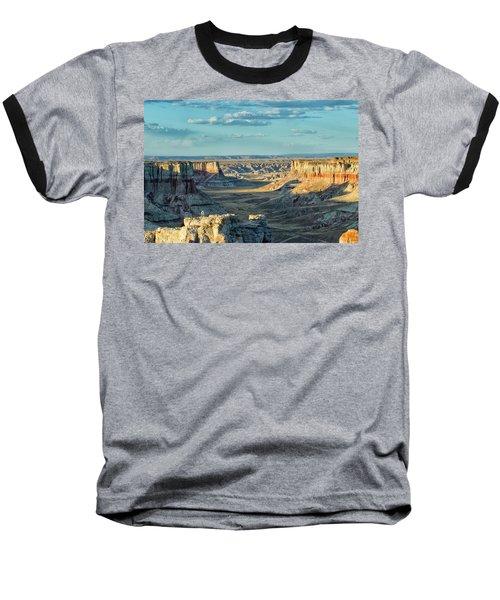 Coal Mine Canyon Baseball T-Shirt by Tom Kelly