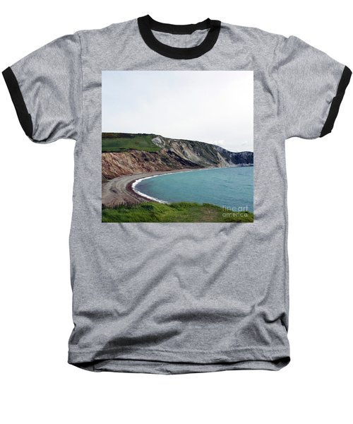 Baseball T-Shirt featuring the photograph Coastal Arch by Sebastian Mathews Szewczyk